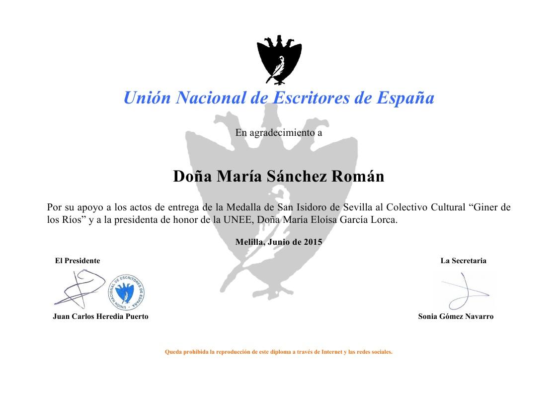 Unión Nacional de Escritores de España