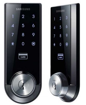 Samsung Smart Door Lock SHS-3320 Touch Screen