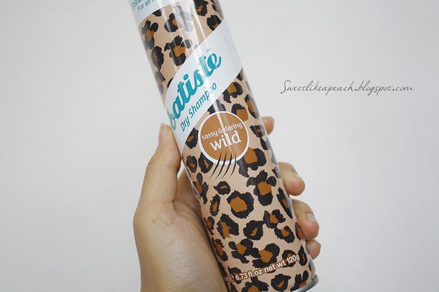 Batiste Dry Shampoo Sassy & Daring Wild