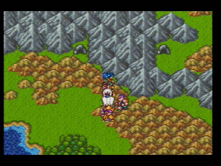 It's also a Dragon Quest IV thing- Yay, Torneko Taloon's Chapter!