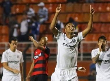 Vitória perde para o Santos