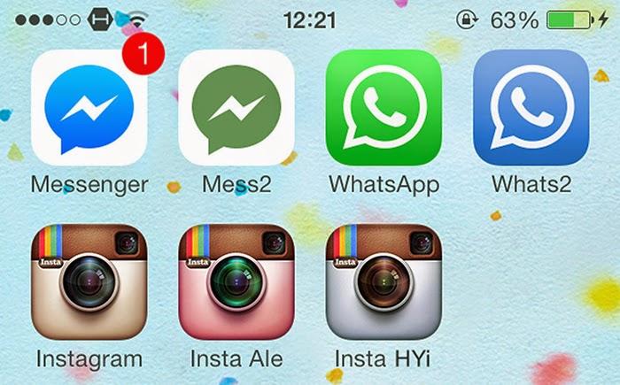 2 Cuentas De Whatsapp En Un iPhone