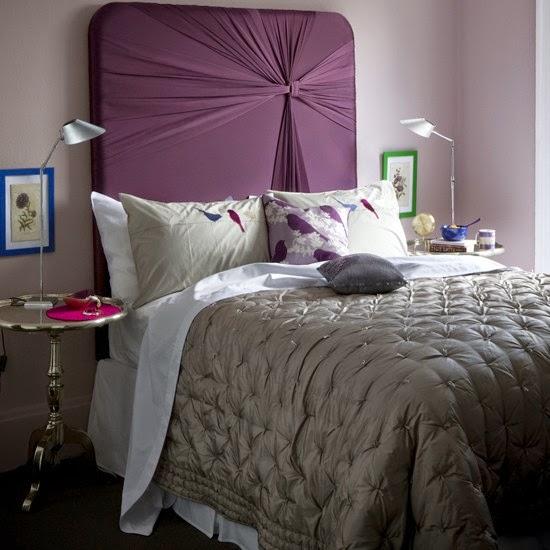 6 الوان زاهية لغرف النوم المودرن
