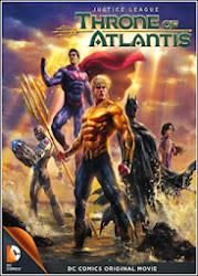 Baixar Filme Liga da Justiça Trono de Atlântida (Dual Audio)