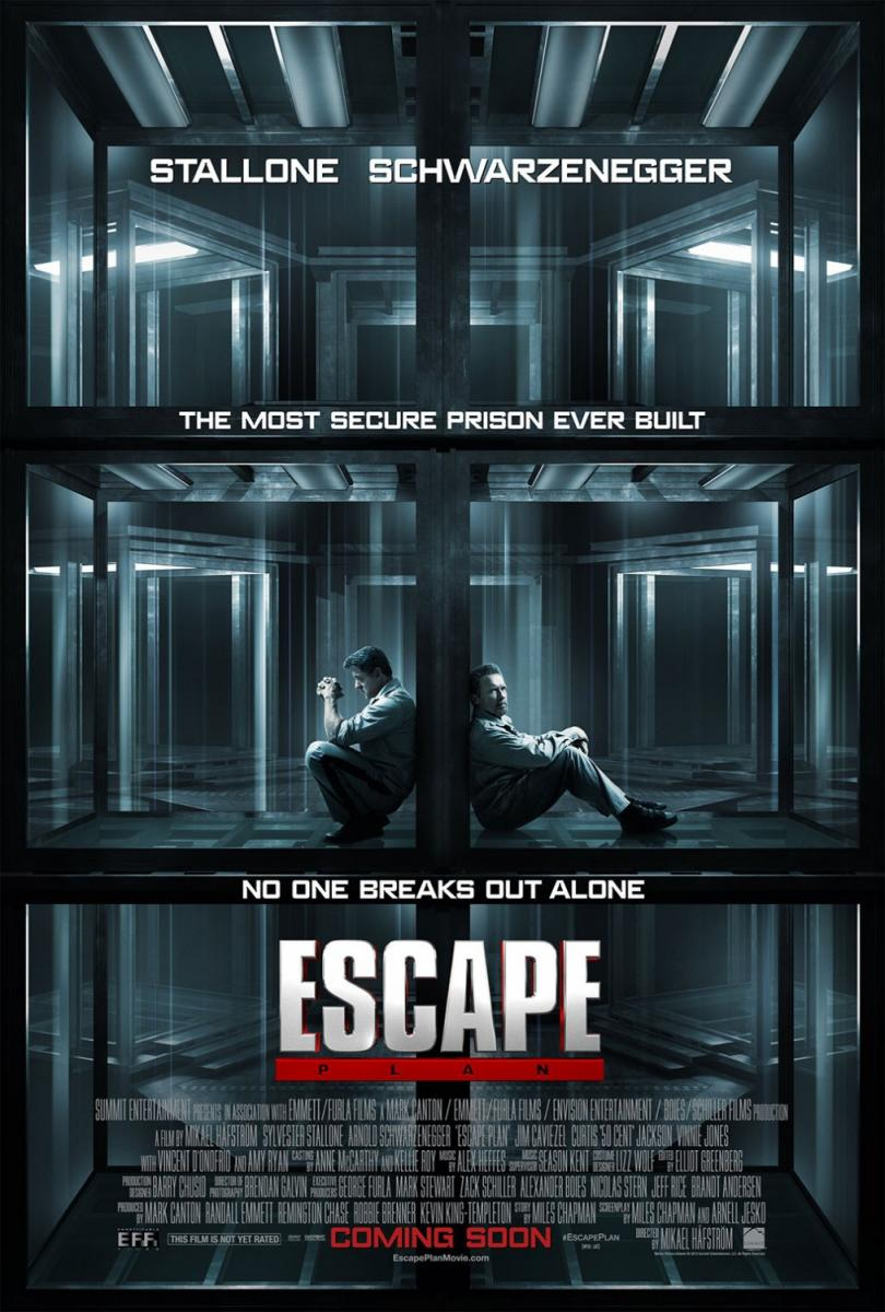 La tumba (Escape plan) (2013)