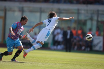 Catania-Napoli 0-0 highlights