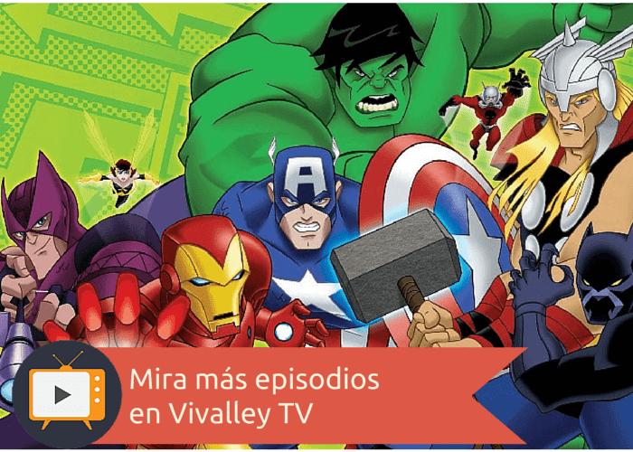 Microepisodios Los Vengadores.