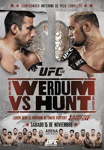 UFC 180: Werdum vs. Hunt  AVI + RMVB Legendado