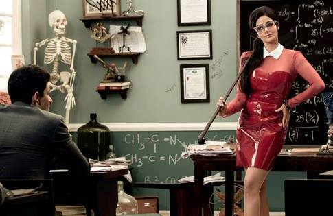 Sridevi as sexy teacher