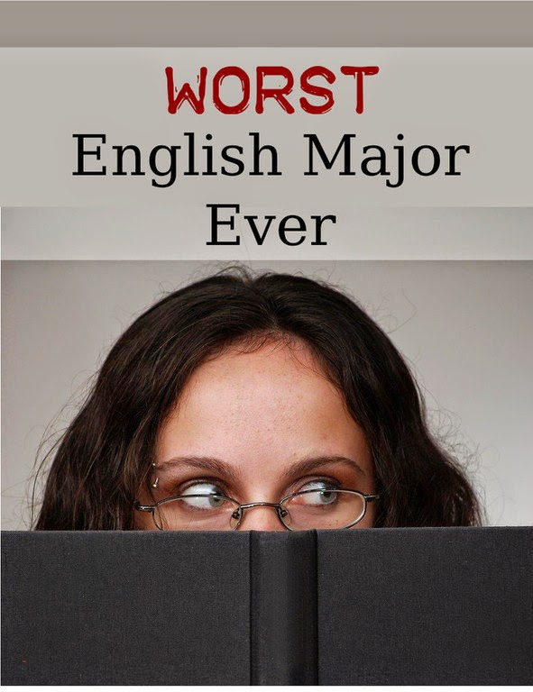 Worst English Major Ever -- when word gets out that you studied English literature in college, people start expecting you to know stuff... but what if you're still an uncultured slob?  {posted @ Unremarkable Files}