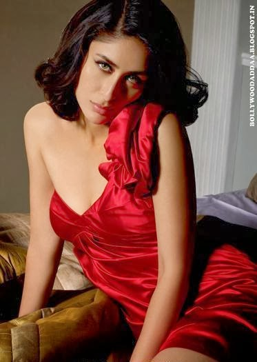Kareena Kapoor Hot on Bed Photoshoot