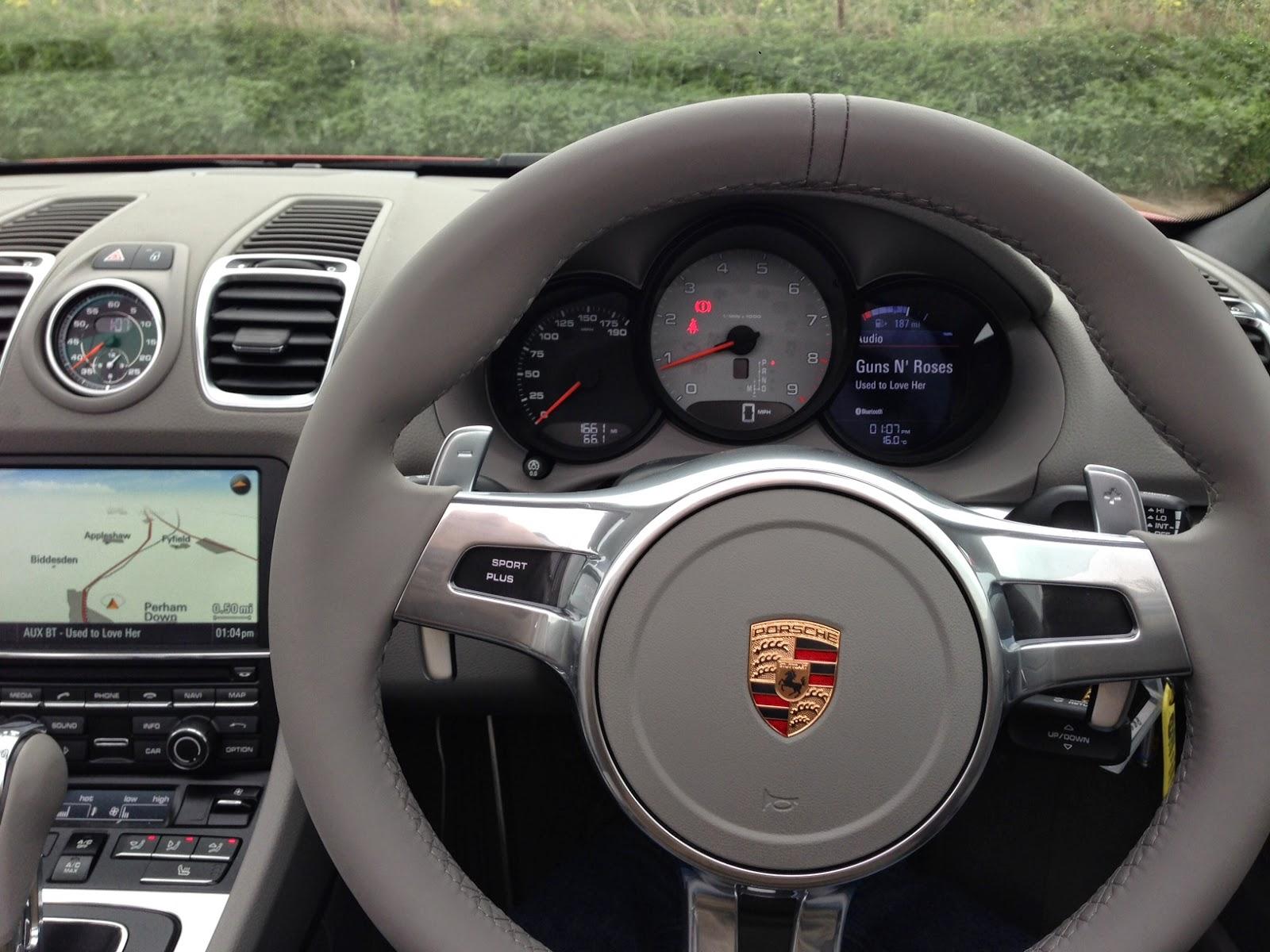2014 Porsche Boxster S 981