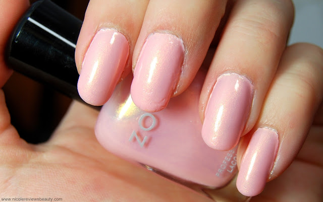 Zoya Nail Polish in Erika Swatch