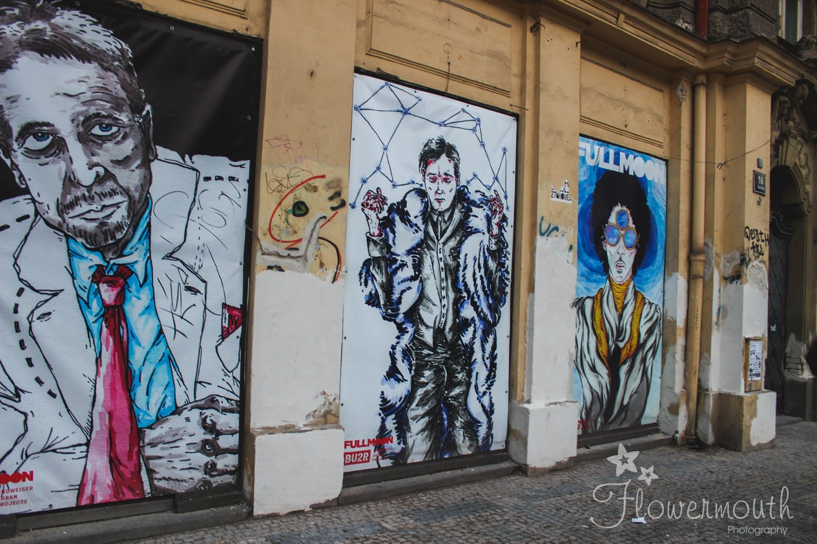 Street art in Prague