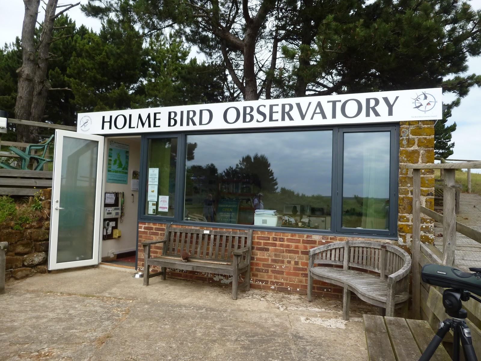 Holme Bird Observatory