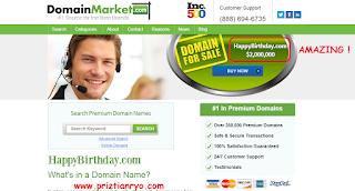 Fantastis Domain Jokowi.com Dijual Dengan Harga Rp 1,1 M