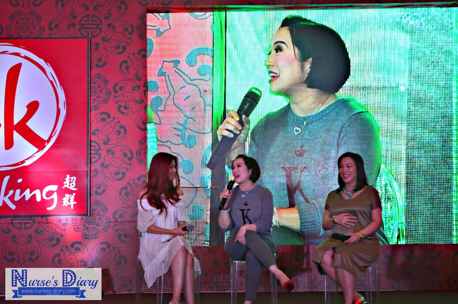 Kris Aquino; Chowking's Newest Franchisee