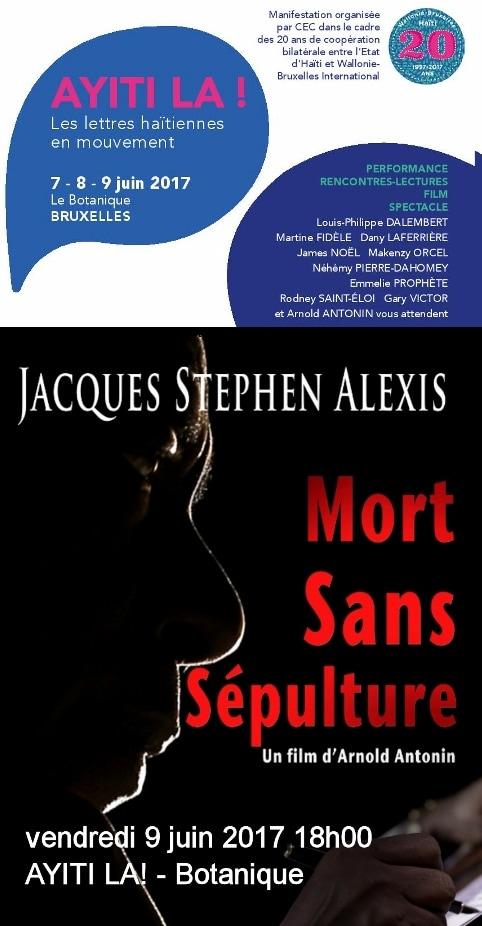 JACQUES STEPHEN ALEXIS