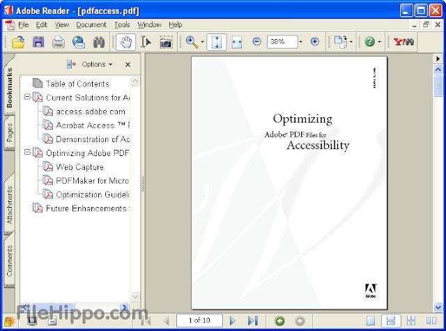 Adobe Reader 11.0.01