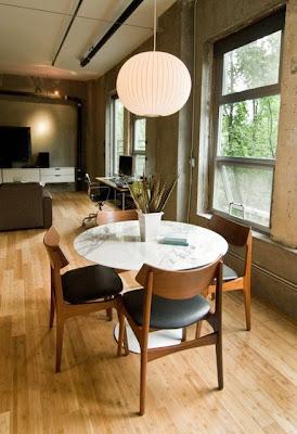 Landfair On Furniture Interior Design Ideas Blending Mid Century Modern Chairs Portland Oregon