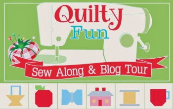 quilty fun sew along and blog tour.
