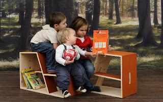 mobles nens multifuncional