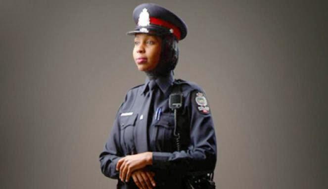 Kepolisian Kanada Bolehkan Polwannya Berjilbab