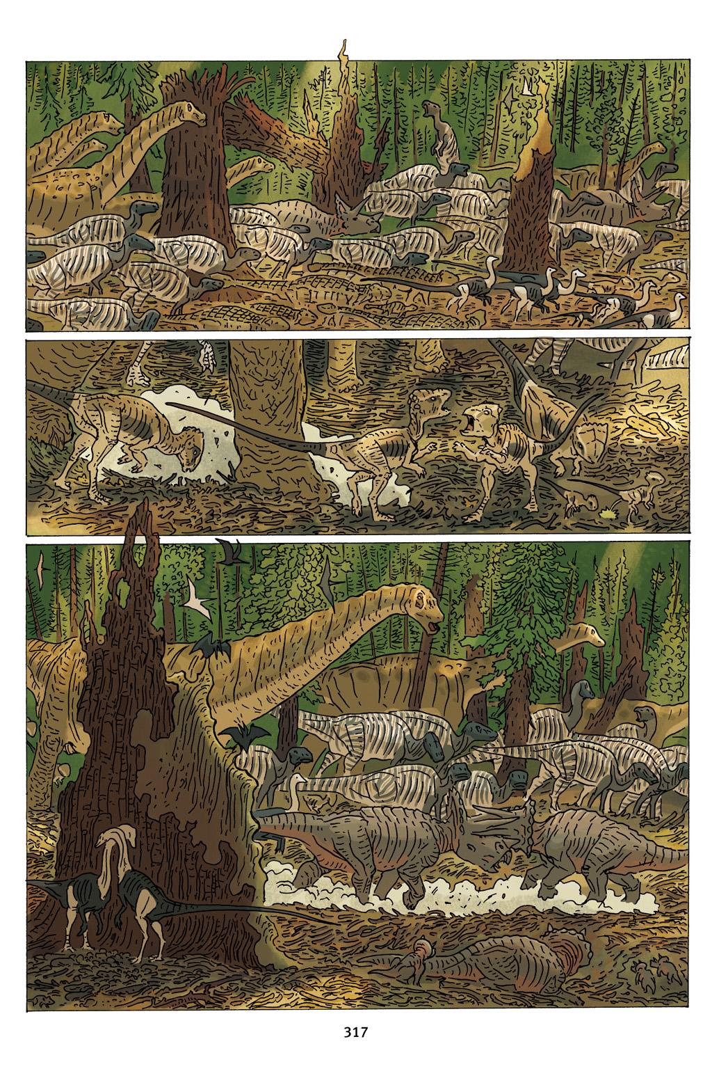 Age of Reptiles Omnibus Chap 112 - Next Chap 113