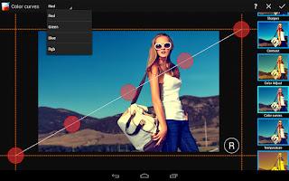 Aplikasi Android Populer Editing Foto
