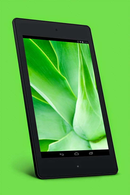 Nexus 7 PSD Mockup Templates 4
