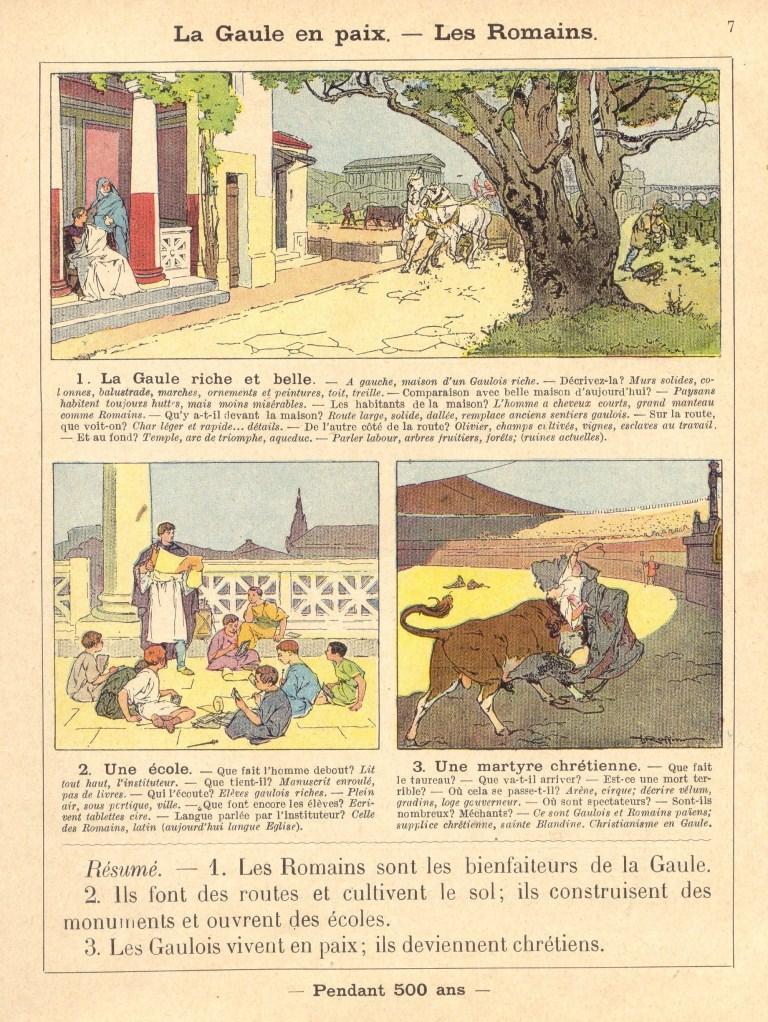 5 avantages des illustrations dans les vieux manuels d'histoire Page+07