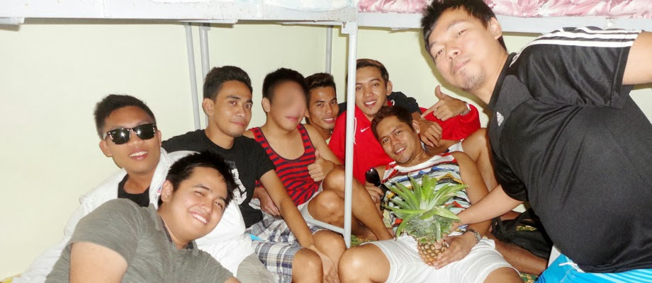 Kulitan with Friends in Room 1