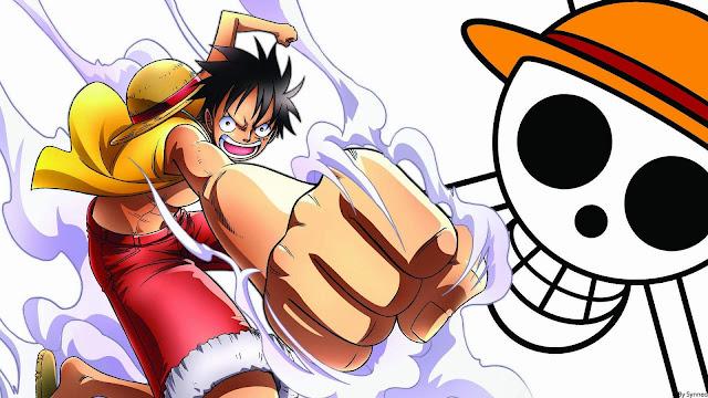 Hình ảnh đẹp của Luffy - Ảnh 21