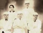 Os primeiros médicos da Santa Casa