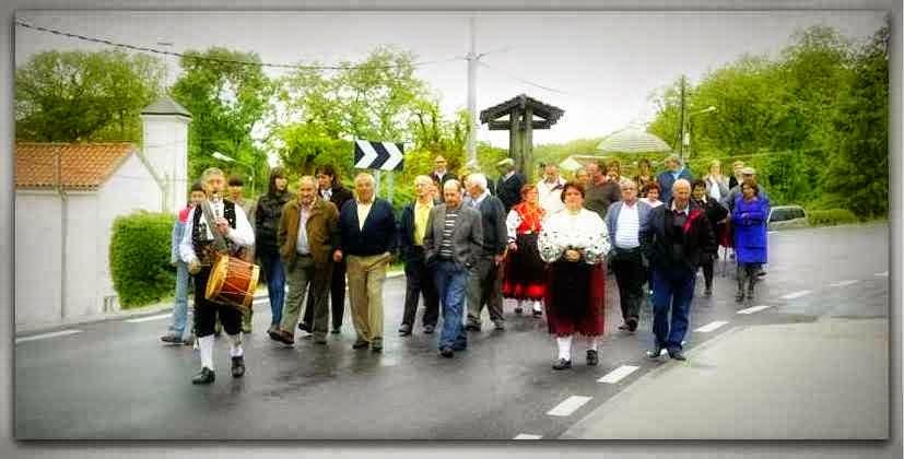 15/mayo. Festividad San Isidro. Guijuelo