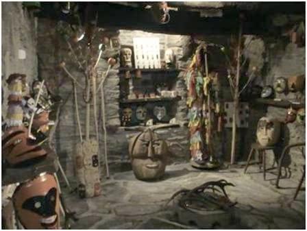 Museu em Varge