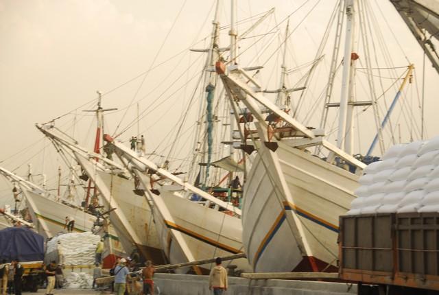 Objek wisata Pelabuhan Sunda Kelapa Jakarta 4