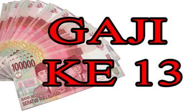 Gaji Ke 13 PNS TNI Polri Tahun 2015