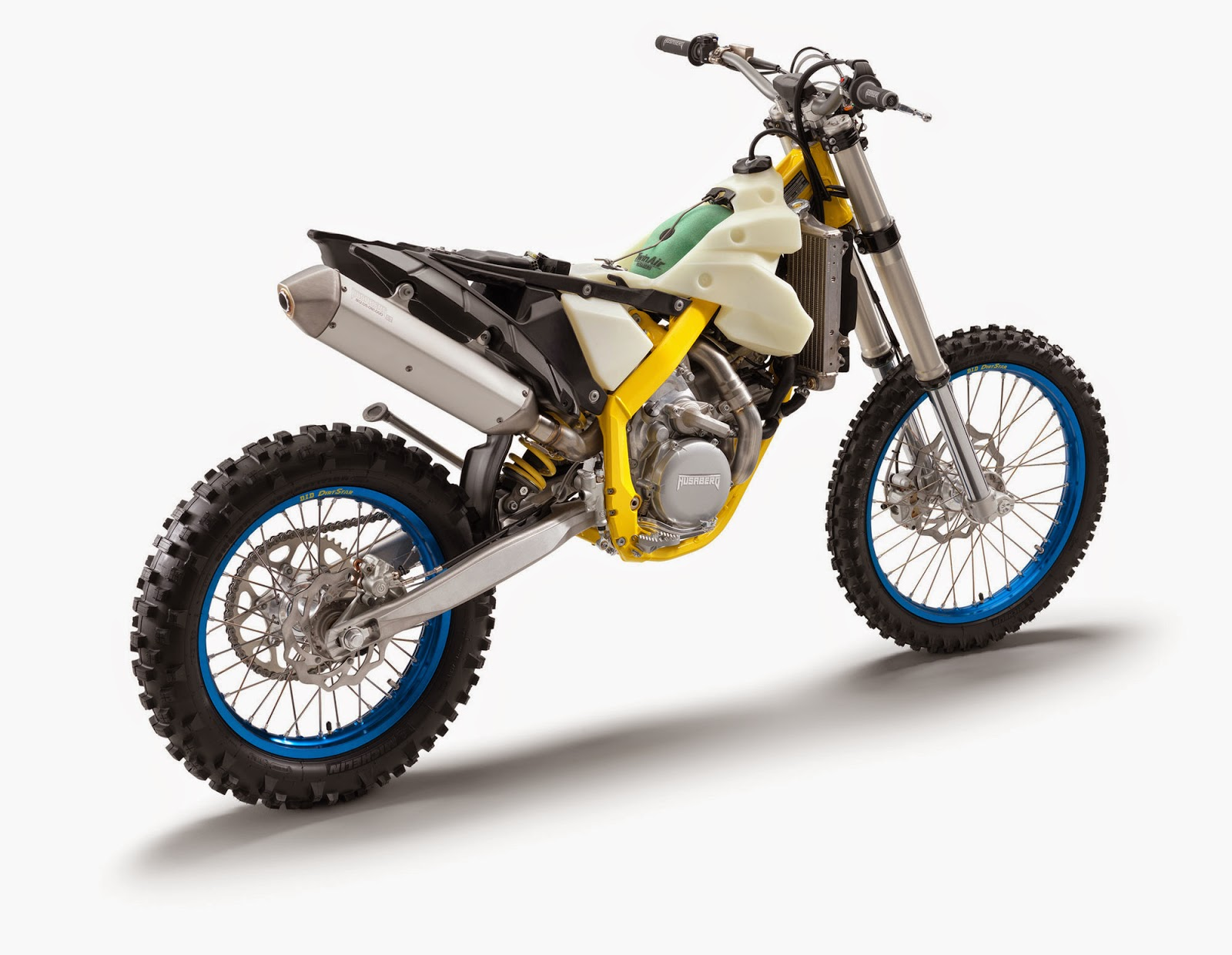 Husaberg FE 570 Adventures Bikes Engine