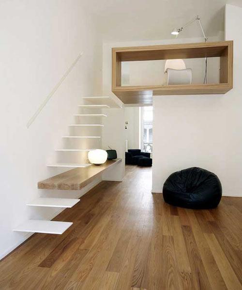 Decoracao Escadas Para Ambientes Pequenos