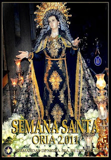 Oria - Semana Santa 2011