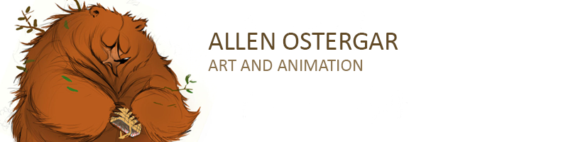 Allen Ostergar Animation