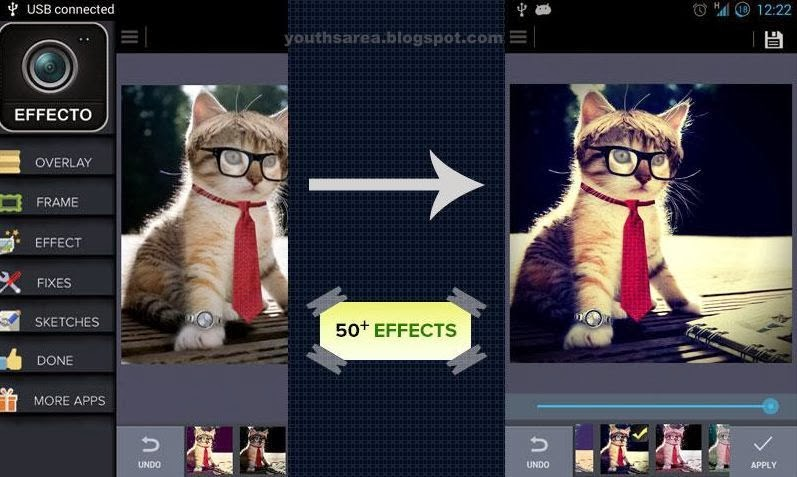 Best free photo editing apps android