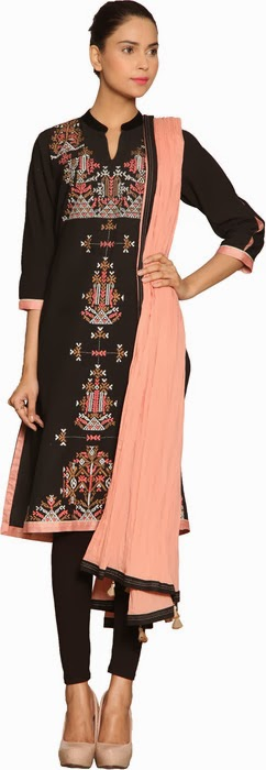 designer blouse patterns by ritu kumar chiffon blouse pink