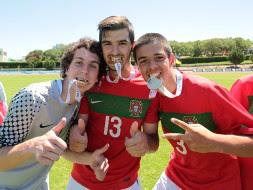 Jogos CPLP-Futebol: OURO PARA PORTUGAL PRATA PARA TIMOR-LESTE