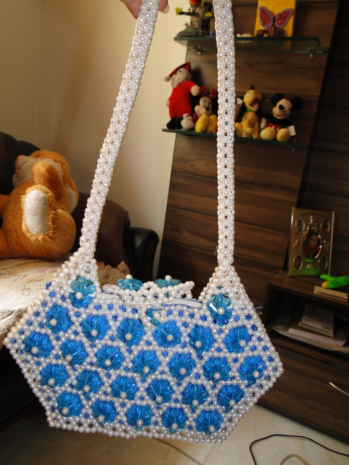 ladies shop of beads bag for bags hand sale