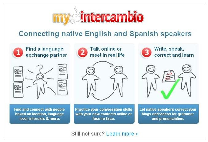 Learn English with Native Speakers Learn Spanish with