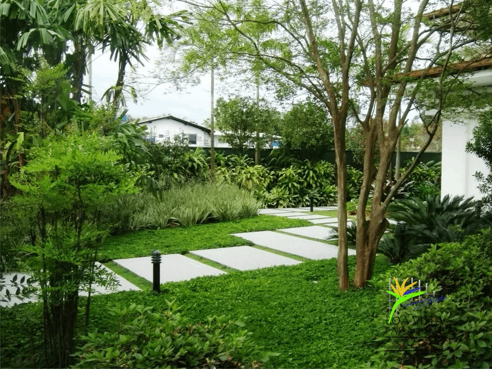 imagens paisagismo jardins : imagens paisagismo jardins:Postado há 19th October 2011 por A Boa Vista Projetos de Paisagismo