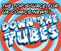 Comics news site...