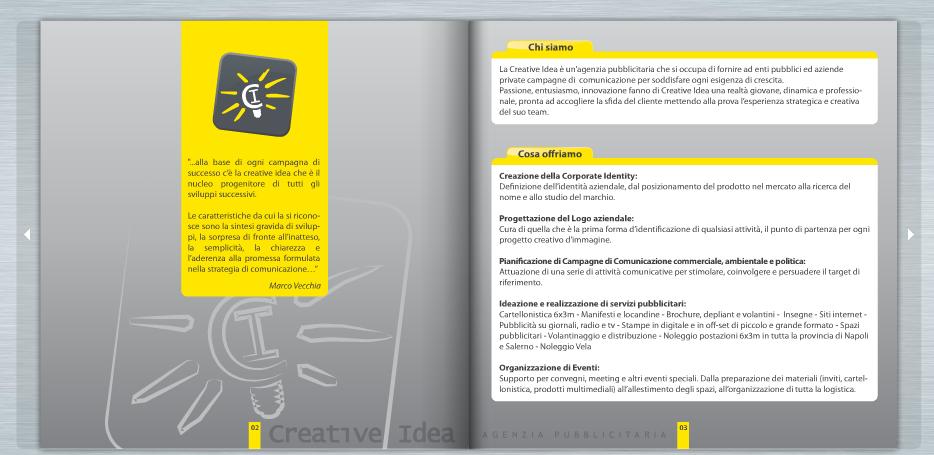 come fare pubblicità la brochure digitale un nuovo modo di comunicare